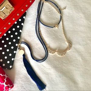 •Festival Ready• Layered Choker Necklace